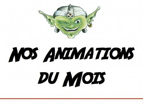 Tournois et Animations Nancy - Novembre 2018