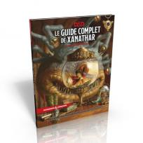 Donjons & Dragons - Le Guide complet de Xanathar