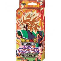 Premium Pack Dragon Ball Super Card Game GE02 Clash Of Fates