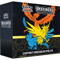 Pokémon SL11.5 Destinées Occultes : Coffret Elite Trainer Box