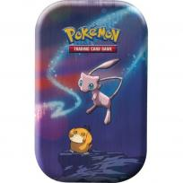 Mini Pokébox Kanto Power Mew et Psykokwak