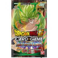 Dragon Ball Super Card Game - B06 - Booster Destroyer Kings