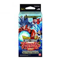 Dragon Ball Super JCC - Pack Spécial - SP09 - Universal Onslaught