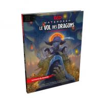 Dungeons & Dragons 5e - Waterdeep : Le Vol des Dragons
